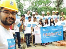 'Young Leaders Build' program