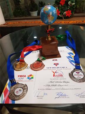 Tremendous achievement of Dhaka YMCA